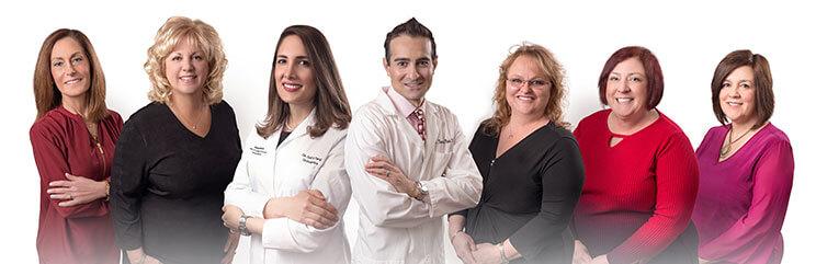 Dr. Parsi's Team